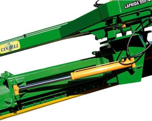 Niveladora de Arrastre NL-3600 Hidraulica