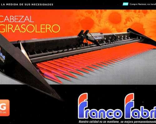 Girasoleros Franco Fabril a 52.50 cm y a 70 cm
