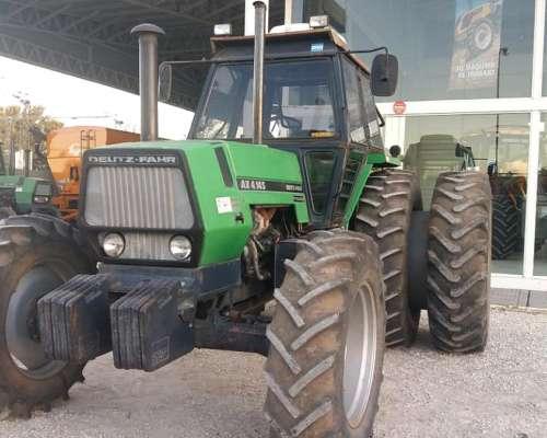 Deutz Fahr AX 4.145 DT con Doble Embrague - año 1998