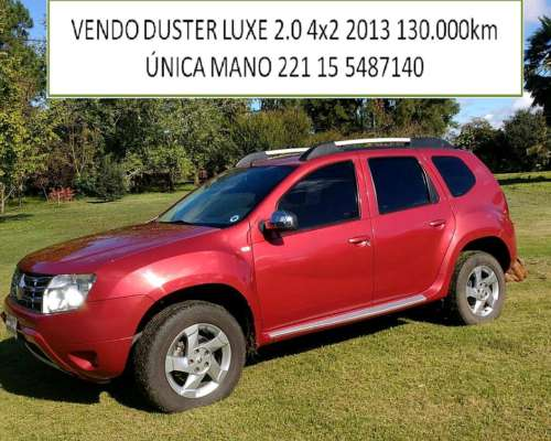 Renault Duster 2013 140000 km Impecable