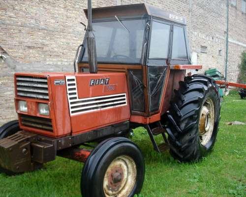 Tractor Fiat 780 con Tres Puntos Motor Nuevo