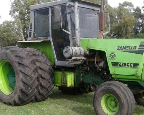 Tractor Zanello 230cc Motor Cummins 120 HP C/ Duales