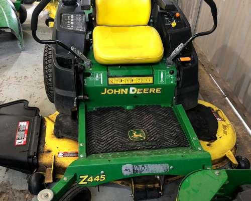 Tractor Jardín Z445 John Deere 2015