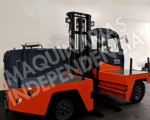Autoelevador Carga Lateral Heli 3000 Kg Diesel Isuzu CCCD30