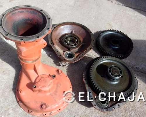 Cremalleras Completas Para Tractor Fiat 450.