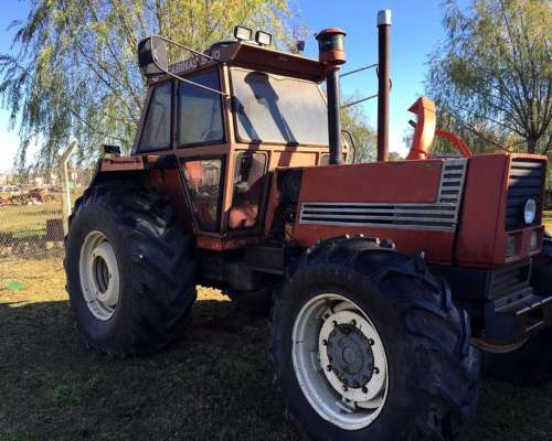 Tractor Fiat Tagri Modelo 1580