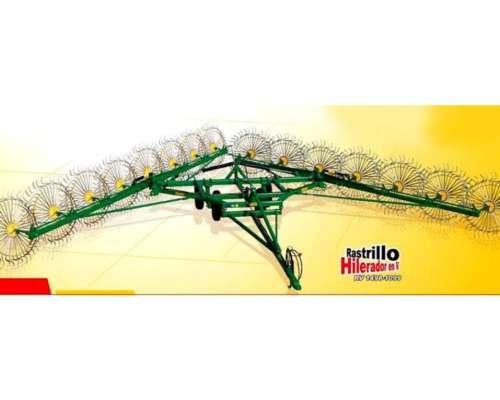 Rastrillo Agroar Modelo RV15