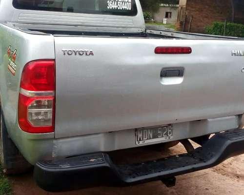 Camioneta Toyota 4X4 Impecable