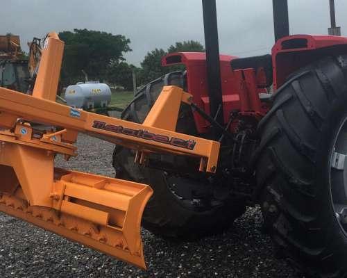 Lote de Tractores Mf., 1185 C/tres Puntos. C/ Cabina