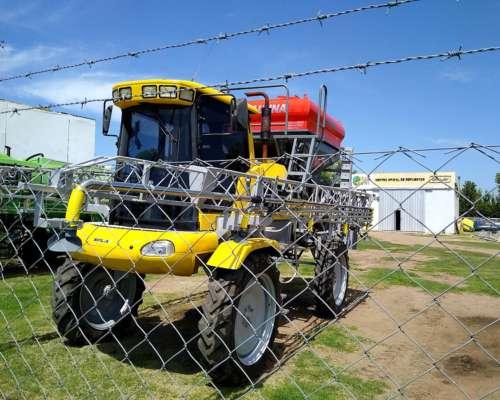 Fertilizadora Pla MAF 3200 PS Reparada 19