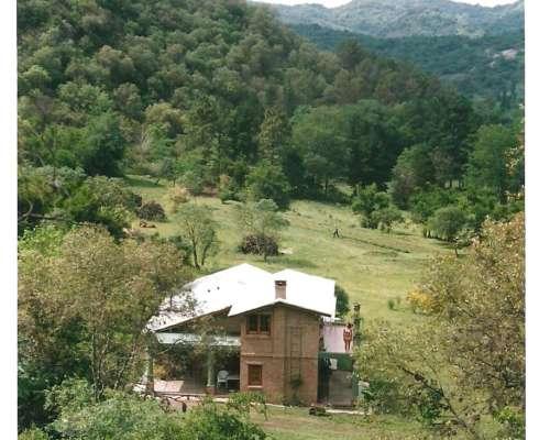 Rio Ceballos,cordoba, Hermosa Casa con 15 Has. de Parque.