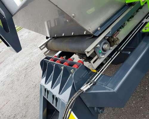 Fertilizadora Magnum 5000lts Acero Inox.