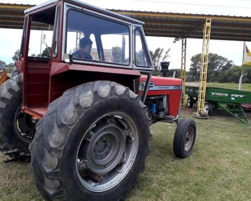 Massey Ferguson 1175 T/S