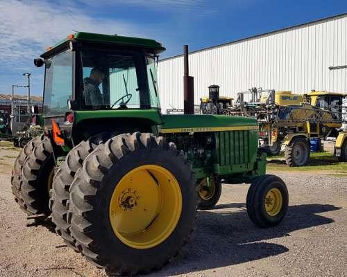 Tractor John Deere 4730. año 93