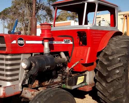 Tractor Massey Ferguson 1095- 4 Salidas Hidráulico