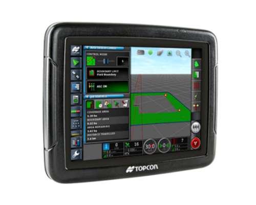 Piloto Automático con Consola Topcon X 25