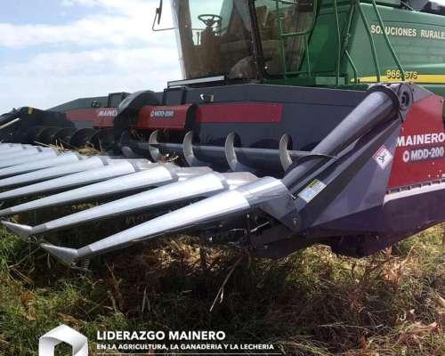 14 Surcos MDD-200 Multilinea - Disponible