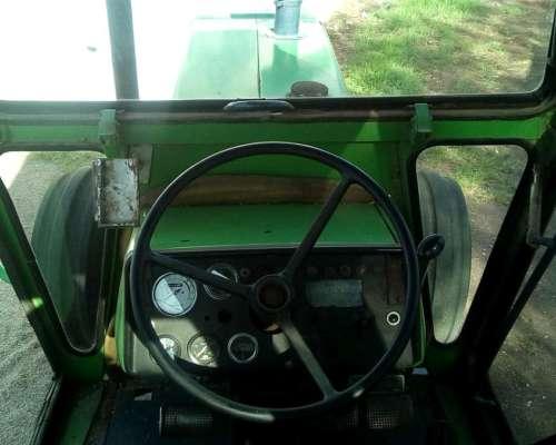 Tractor Deutz AX 160, Bolívar