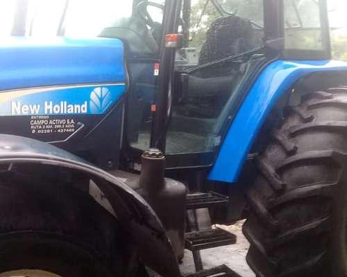 New Holland Tm135e - 2007