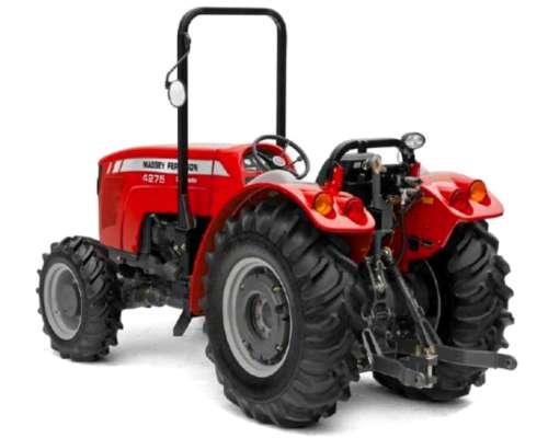Tractor Massey Ferguson MF 4275 Compacto Río Tercero