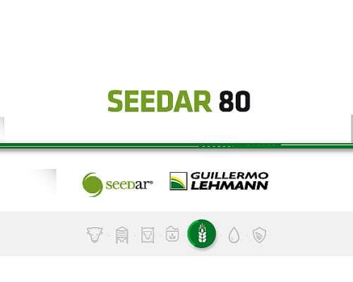Alfalfa Seedar 80 - Semilla Forrajera Seedar