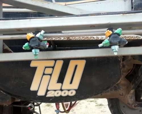 Pulverizadora Tilo 2000 Modelo 32000 Lts