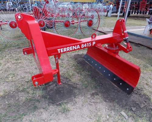 Hoja Niveladora Terrena 8418 Mecánico o Hidráulico - Yomel