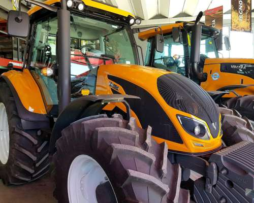 Tractor Valtra A134h - Powershift