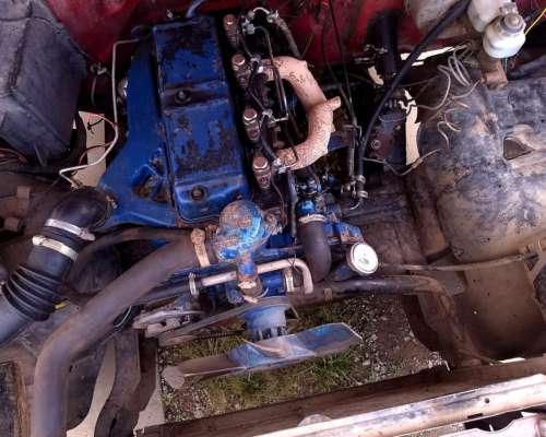 Ford 100, Año 89 Motor Perkins Potenciado