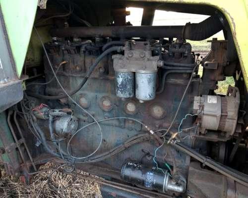 Zanello 220 , Motor MWM , Rodado Dual