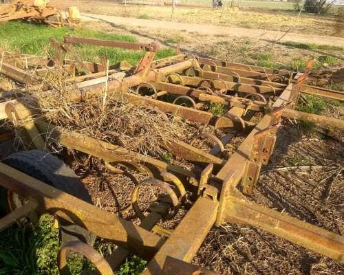 Vibró Cultivador en Buen Estado
