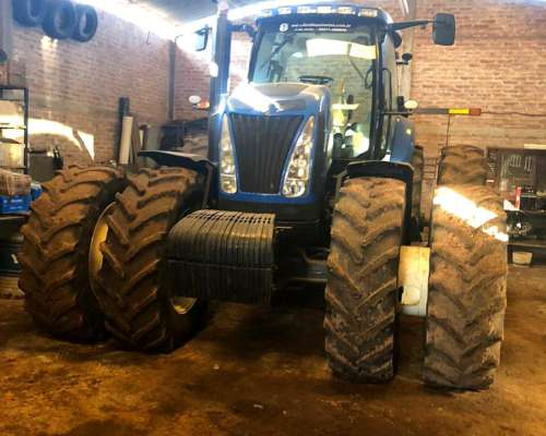 Tractor NH T8040 MOD:2010