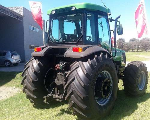 Tractor Agrale BX 6.150 DT Cabinado Motor MWM