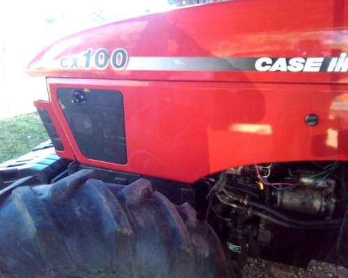 Hermoso Case CX 100 Doble Traccion