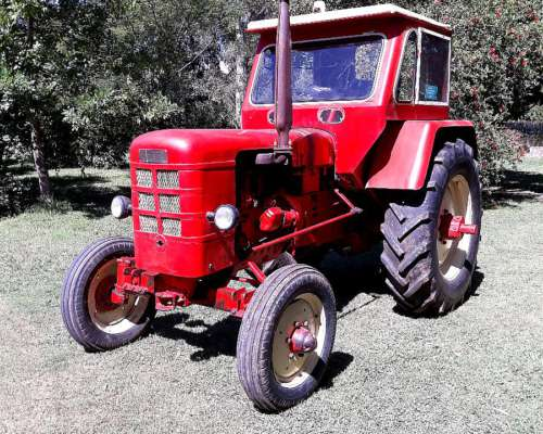 Tractor Fahr D400b Impecable