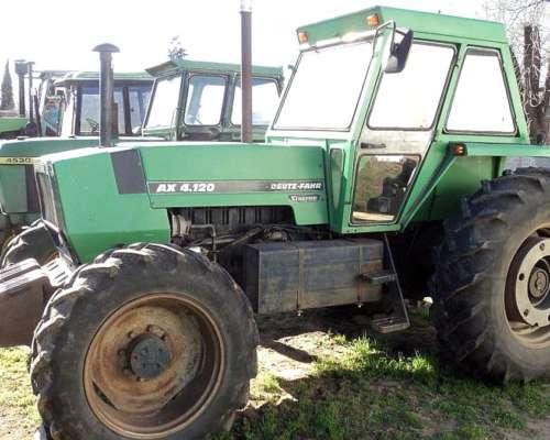 Deutz Ax4.120 Dt 1991