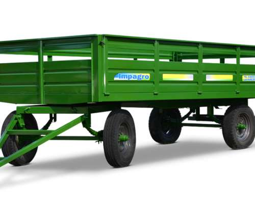 Acoplado Rural Playo Impagro 5006 con Tanque