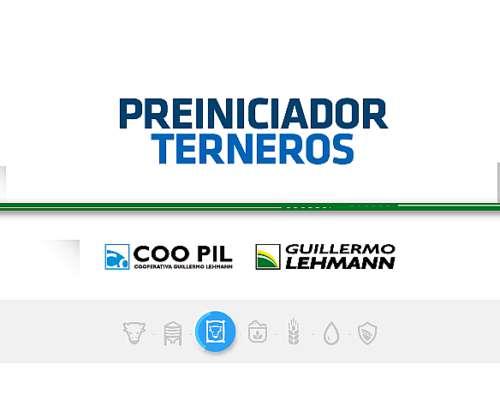 Preinicador Terneros COO PIL - Cooperativa Guillermo Lehmann