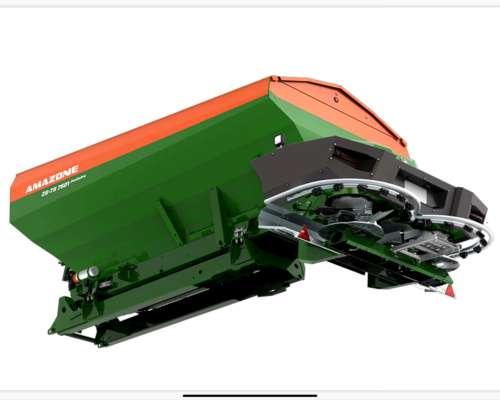 Fertilizadora Amazone Zg-ts 7501 para Montar Sobre Chasis.