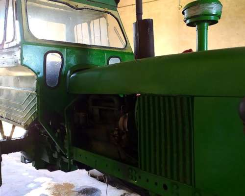 John Deere 3420, Doble Embrague