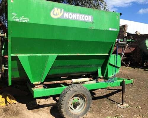 Mixer Montecor 5.5 M- con Balanza
