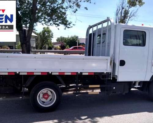 Camión DFM T01 Doble Cabina 0km