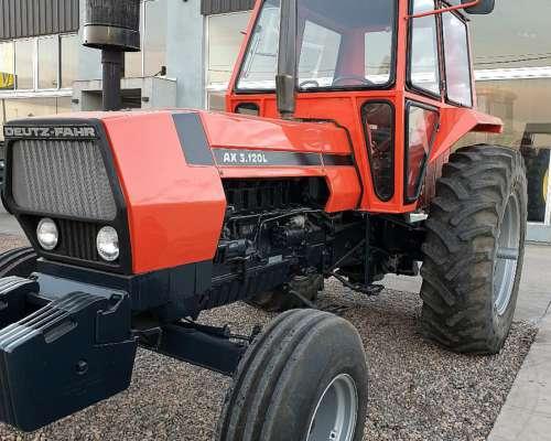 Tractor Deutz Fahr AX 3.120 Restaurado Exelente Estado