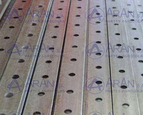 Varilla de 30ft Doble Mando 22x6 C/tornillos de 6mm P/ Class