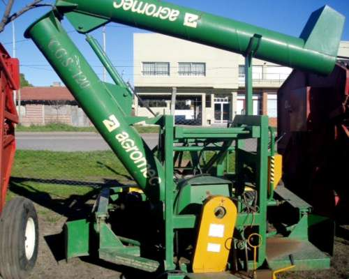 Extractora Agromec C.g.s. 120 Sistema Barredor