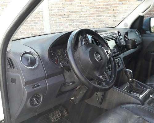 Volskwagen Amarok 2.0l TDI 180 CV 4X4 Higline