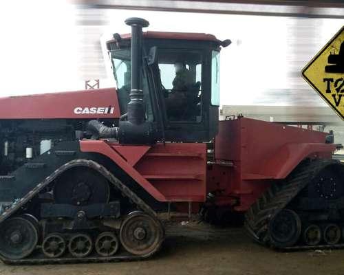 Tractor Case 9370 20tn 2000 2500hs Cummins 360hp Todo Vial