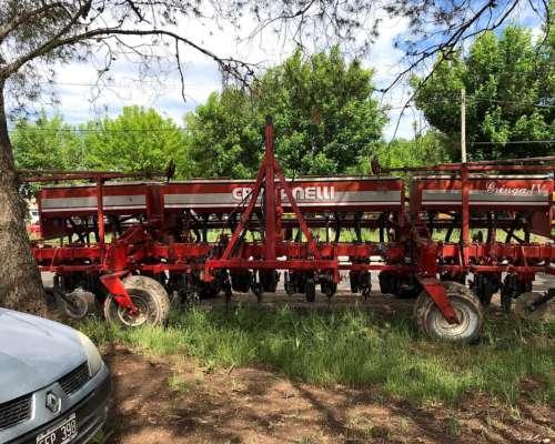Sembradrora Crucianelli Gringa IV de 16 a 52 la Pampa