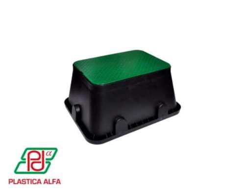 Caja para Válvulas - Jumbo Plástica Alfa