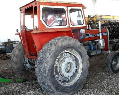 Massey Ferguson 1185 año 1978
